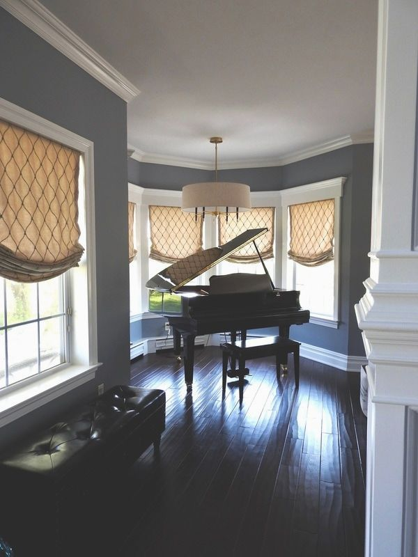 piano room ideas